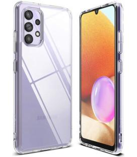 """Skaidrus dėklas Samsung Galaxy A32 LTE telefonui """"Ringke Fusion"""""""