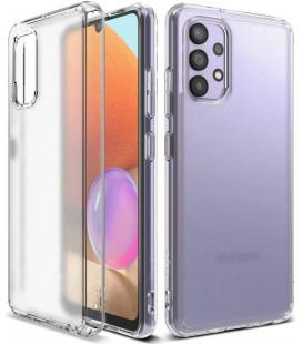 """Matinis skaidrus dėklas Samsung Galaxy A32 LTE telefonui """"Ringke Fusion"""""""