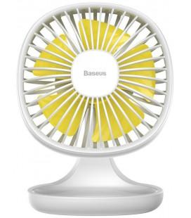"""Baltas stalinis ventiliatorius """"Baseus Pudding Shaped Fan"""""""