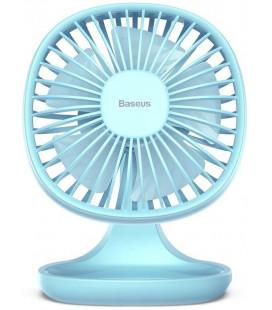"Mėlynas stalinis ventiliatorius ""Baseus Pudding Shaped Fan"""