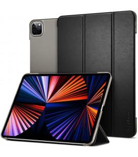 """Juodas atverčiamas dėklas Apple iPad Pro 11 2021 planšetei """"Spigen Smart Fold"""""""