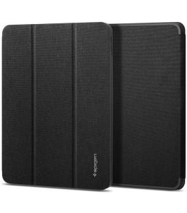 "Juodas atverčiamas dėklas Apple iPad Pro 2020/2021 planšetei ""Spigen Urban Fit"""