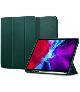 """Žalias atverčiamas dėklas Apple iPad Pro 11 2020/2021 planšetei """"Spigen Urban Fit"""""""