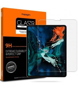 """Apsauginis grūdintas stiklas Apple iPad Pro 12.9 2020/2021 planšetei """"Spigen Glas.TR Slim"""""""