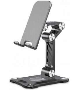 """Pilkas universalus stovas telefonams ir planšetiniams kompiuteriams """"Tech-Protect Z4"""""""
