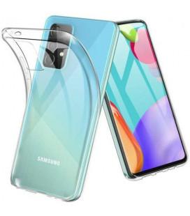 "Skaidrus dėklas Samsung Galaxy A52 LTE/5G telefonui ""Tech-Protect Flexair"""