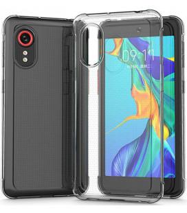 """Skaidrus dėklas Samsung Galaxy Xcover 5 telefonui """"Tech-Protect Flexair"""""""