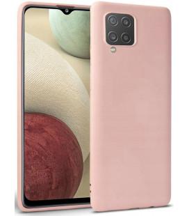 """Rožinis dėklas Samsung Galaxy M12 telefonui """"Tech-protect Icon"""""""