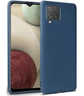 """Mėlynas dėklas Samsung Galaxy M12 telefonui """"Tech-protect Icon"""""""