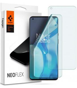 """Apsauginės ekrano plėvelės Oneplus 9 Pro telefonui """"Spigen Neo Flex HD"""""""