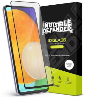 """Apsauginis grūdintas stiklas Samsung Galaxy A52 LTE/5G telefonui """"Ringke ID FC Glass"""""""