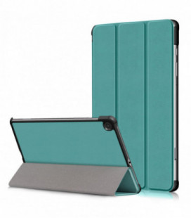 Dėklas Smart Leather Huawei MediaPad T3 10.0 šviesiai žalias
