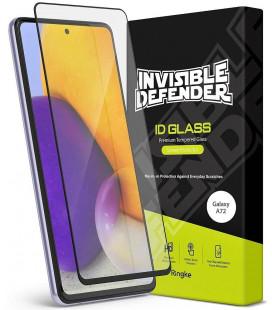 """Apsauginis grūdintas stiklas Samsung Galaxy A72 telefonui """"Ringke ID FC Glass"""""""