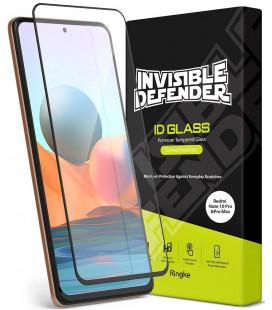 """Apsauginis grūdintas stiklas Xiaomi Redmi Note 10 Pro telefonui """"Ringke ID FC Glass"""""""