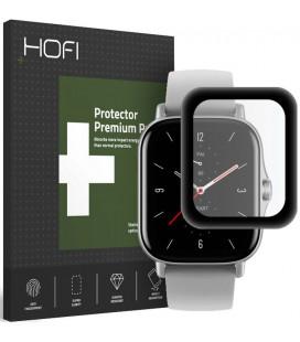 "Ekrano apsauga Xiaomi Amazfit GTS 2 / 2E laikrodžiui ""HOFI Hybrid Glass"""