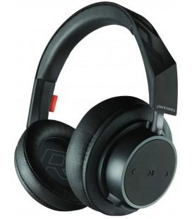 Plantronics Backbeat Go 600 Bluetooth Headphones Black