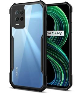 """Juodas dėklas Realme 8 5G / Narzo 30 5G telefonui """"Tech-Protect Beetle"""""""