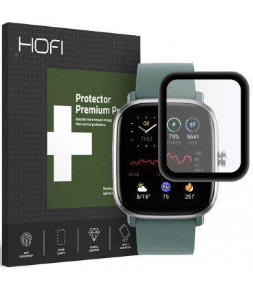 "Ekrano apsauga Xiaomi Amazfit GTS 2 Mini laikrodžiui ""HOFI Hybrid Glass"""
