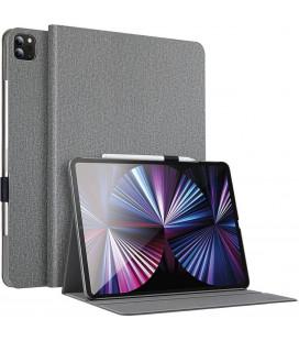 """Pilkas atverčiamas dėklas Apple iPad Pro 11 2021 planšetei """"ESR Urban Premium Pencil"""""""