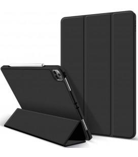 """Juodas atverčiamas dėklas Apple iPad Pro 11 2021 planšetei """"Tech-Protect SC Pen"""""""