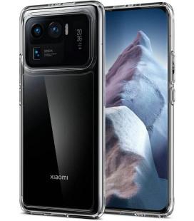 "Skaidrus dėklas Xiaomi Mi 11 Ultra telefonui ""Spigen Ultra Hybrid"""