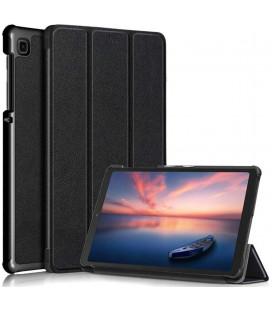 """Juodas atverčiamas dėklas Samsung Galaxy Tab A7 Lite 8.7 T220 / T225 planšetei """"Tech-Protect Smartcase"""""""