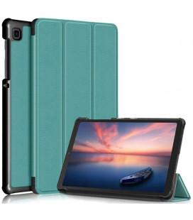 """Žalias atverčiamas dėklas Samsung Galaxy Tab A7 Lite 8.7 T220 / T225 planšetei """"Tech-Protect Smartcase"""""""