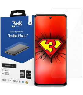"Ekrano apsauga Xiaomi Poco M3 Pro 5G / Redmi Note 10 5G telefonui ""3MK Flexible Glass"""