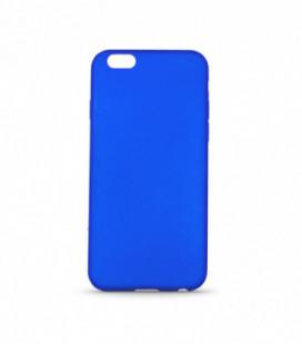 Dėklas Rubber TPU Samsung A025F A02s tamsiai mėlynas