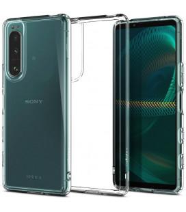 "Skaidrus dėklas Sony Xperia 5 III telefonui ""Spigen Ultra Hybrid"""