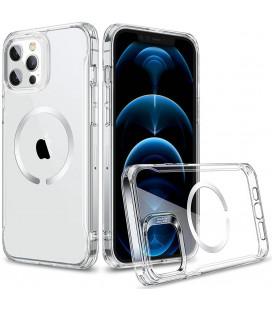 "Skaidrus dėklas Apple iPhone 12 Pro Max telefonui ""ESR CH Halolock Magsafe"""