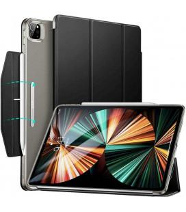 """Juodas atverčiamas dėklas Apple iPad Pro 12.9 2021 planšetei """"ESR Ascend Trifold"""""""