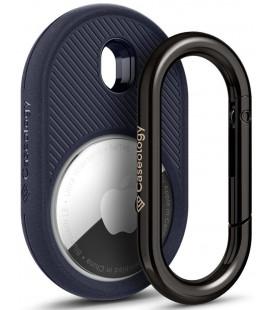 """Mėlynas dėklas Apple Airtag """"Caseology Vault"""""""