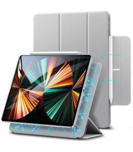 """Pilkas atverčiamas dėklas Apple iPad Pro 12.9 2020/2021 planšetei """"ESR Rebound Magnetic"""""""