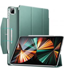 """Žalias atverčiamas dėklas Apple iPad Pro 12.9 2021 planšetei """"ESR Ascend Trifold"""""""