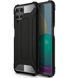 """Juodas dėklas Samsung Galaxy A22 / M22 4G/LTE telefonui """"Tech-Protect Xarmor"""""""
