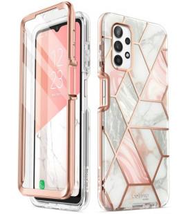 "Dėklas su marmuro efektu Samsung Galaxy A32 5G telefonui ""Supcase Cosmo"""