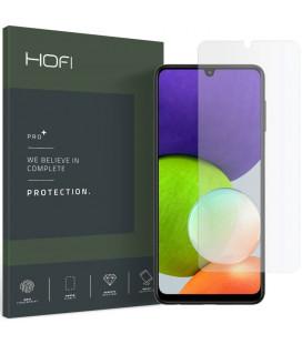 "Ekrano apsauga Samsung Galaxy A22 4G/LTE telefonui ""HOFI Hybrid Glass"""