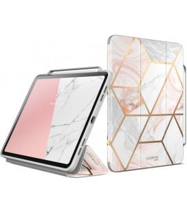 """Atverčiamas dėklas Apple iPad Pro 12.9 2020/2021 planšetei """"Supcase Cosmo Marble"""""""