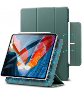 """Žalias atverčiamas dėklas Apple iPad Pro 12.9 2020/2021 planšetei """"ESR Rebound Magnetic"""""""