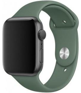 """Apyrankė Apple Watch 44mm laikrodžiui """"MWUV2ZM/A Pine Green Sport Band"""""""