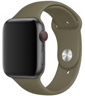 """Apyrankė Apple Watch 44mm laikrodžiui """"MWUP2ZM/A Khaki Sport Band"""""""