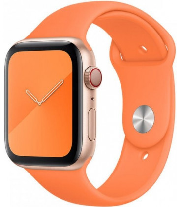 "Apyrankė Apple Watch 40mm laikrodžiui ""MXP42ZM/A Vitamin C Sport Band"""