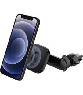 "Juodas automobilinis magnetinis laikiklis telefonui ""Spigen ITS12 Magnetic Magsafe"""