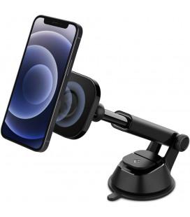 "Juodas automobilinis magnetinis laikiklis telefonui ""Spigen ITS35 Magnetic Magsafe"""