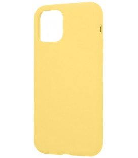 "Geltonas dėklas Apple iPhone 11 Pro telefonui ""Tactical Velvet Smoothie Cover"""