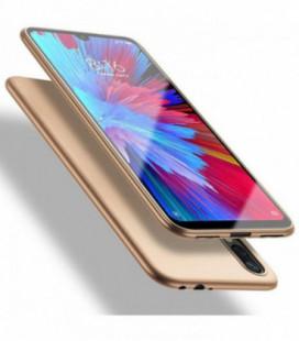 Dėklas X-Level Guardian Samsung G990 S21/S30 auksinis