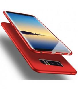 Dėklas X-Level Guardian Samsung G990 S21/S30 raudonas