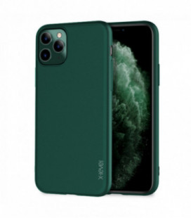Dėklas X-Level Guardian Apple iPhone X/XS tamsiai žalias