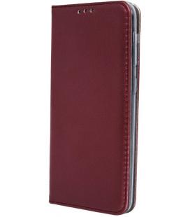 """Bordinis atverčiamas dėklas Samsung Galaxy A12 telefonui """"Smart Magnetic"""""""